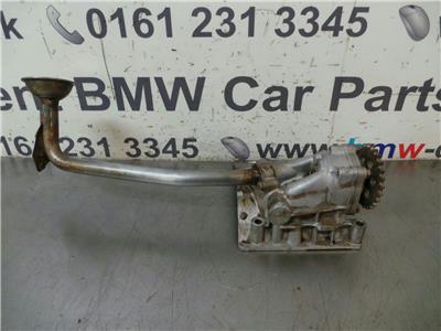 BMW E46 3 SERIES Oil Pump 11417501568