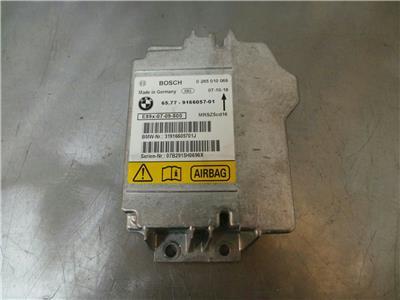 BMW E90 3 SERIES  Airbag ECU 65779166057