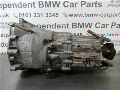BMW E87 1 SERIES  Manual Gearbox 23007565194