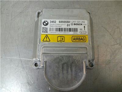 BMW F30 3 SERIES Airbag Ecu Control Module 34526855558