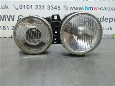 BMW E30 3 SERIES O/S Head Light 63121386766
