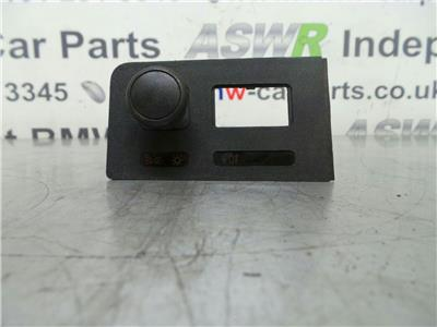 BMW E30 3 SERIES Light Switch 61311376001