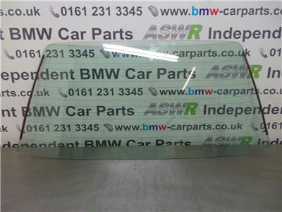 BMW E30 3 SERIES Rear Screen 51311884404