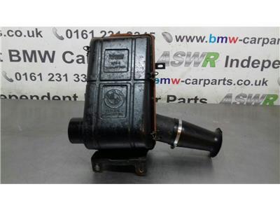 BMW E24 6 SERIES Air Filter Box 13711271270