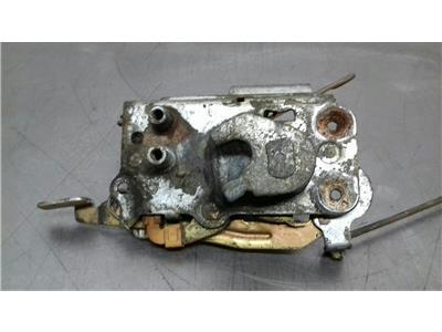 BMW E24 6 SERIES N/S/F Door Catch Mechanism 51211889055