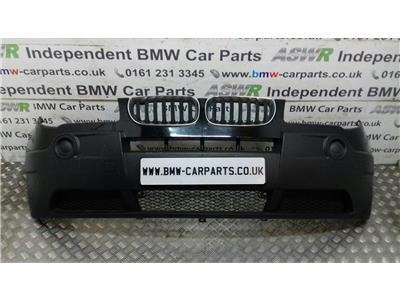 BMW X3 E83 Front Bumper 51113412716