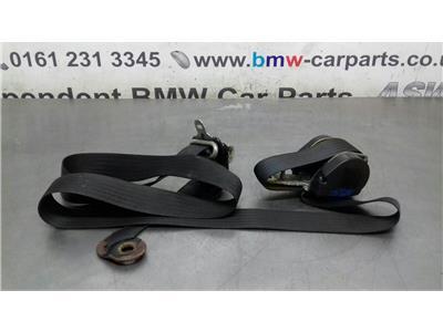 BMW E24 6 SERIES N/S/F Seat Belt 72111875201