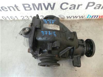 BMW E46 3 Series 3.38 Ratio Rear Diff/Differential 33107559330