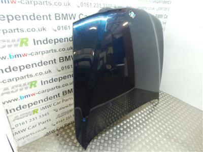 BMW E39 5 SERIES Biarritz Blue 363 Bonnet 41618238592