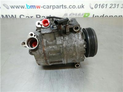 BMW E60 E65 5/7 SERIES Air Con Compressor 64509174802