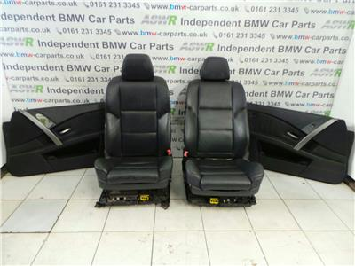 BMW E60 5 SERIES Interior / Seats