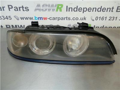 BMW E39 5 SERIES  O/S Head Light 63126900202