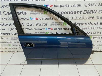 BMW E39 5 SERIES O/S Front Door 41518216818
