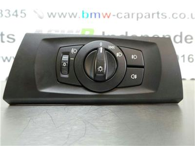 BMW E91 3 SERIES Light Switch / LCM 61316938703