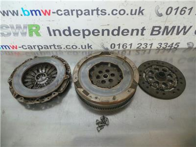 BMW F20 F21 Flywheel and Clutch Set 21207621180/21207625147