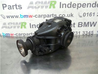 BMW 3 SERIES E46 330ci MANUAL  Rear Diff/Differential 33107508099