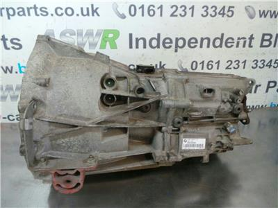 BMW F20 F21 1 Series Manual Gearbox 23007633986
