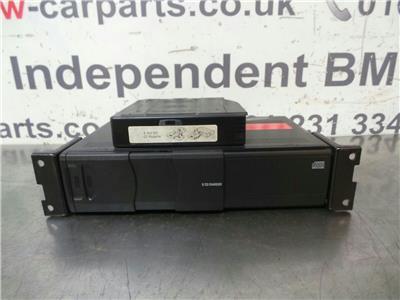 BMW E46 3 SERIES CD Multi Changer 65126913390