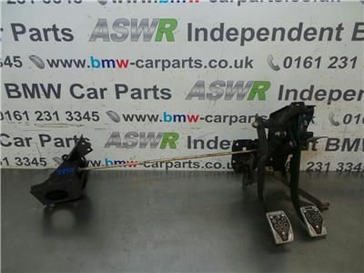 BMW E30 3 SERIES Pedal Box 35111157851