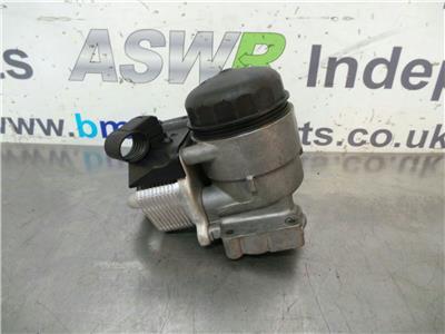 BMW E46 3 SERIES Oil Filter Housing & Cooler 11427508966/11427508967