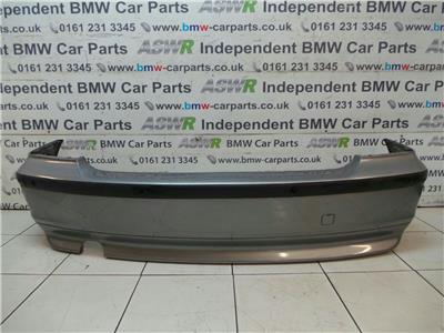 BMW E46 3 SERIES COMPACT Rear Bumper 51127030891