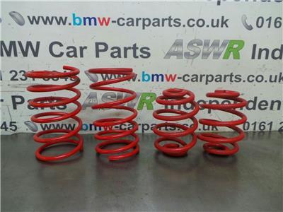 BMW E30 3 SERIES Coil Spring Set