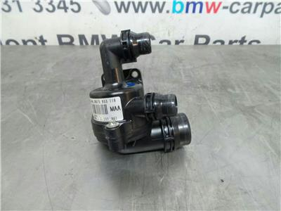 BMW E90 3 SERIES Thermostat and Housing 11517572859