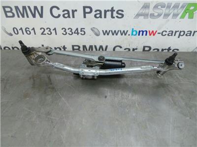 BMW E90 3 SERIES  Front Wiper Motor/Console 61617161710