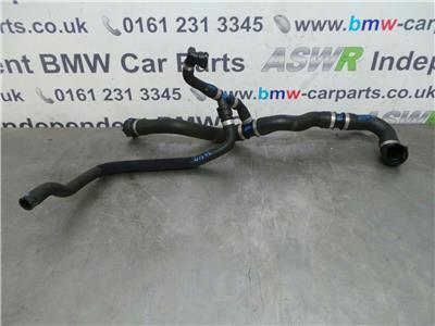 BMW E90 3 SERIES  Coolant Hose 17117555342