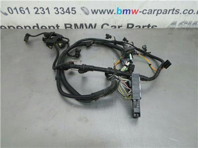 BMW E90 3 SERIES  Injector Wiring Loom 12517564402