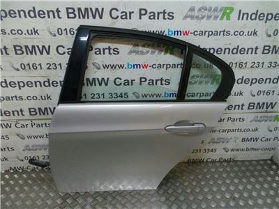 BMW E90 3 SERIES N/S Rear Door 41007203647
