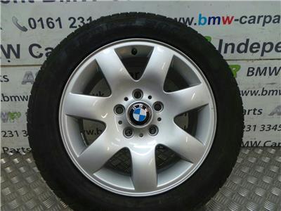 BMW E46 3 SERIES 16 INCH Alloy Wheel 36111094498
