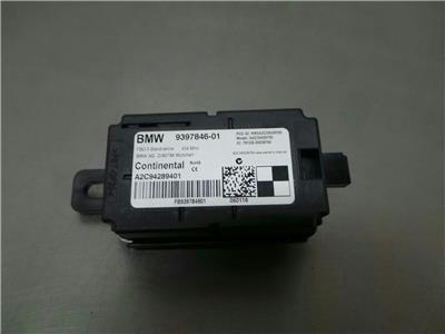 BMW F20 1 SERIES Control Unit/Remote Control 61359397846