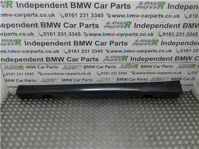BMW E90 E91 3 SERIES M SPORT N/S Outer Sill Cover 51778041141