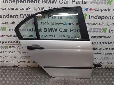 BMW E46 3 SERIES O/S Rear Door 41527034154