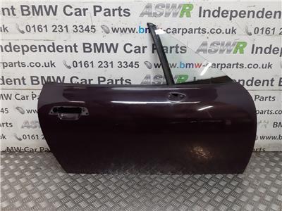 BMW Z3 O/S Front Door 41518261294