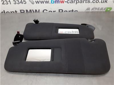 BMW E60 5 SERIES Sun Visors 51167897605/51167897606