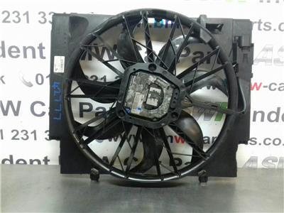 BMW E60 E63 5/6 SERIES Pusher Fan 17427801657