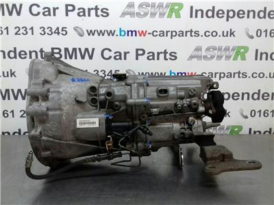 BMW E87 E90 1/3 SERIES Manual Gearbox 23007626315