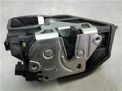 BMW E60 5 SERIES O/S/R Door Catch Mechanism 51227202148