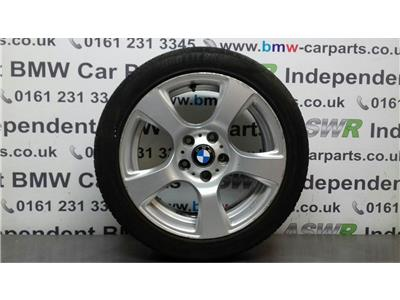 BMW 3 SERIES E92 17''Alloy Wheel SPIDER SPOKE 157   36116770239