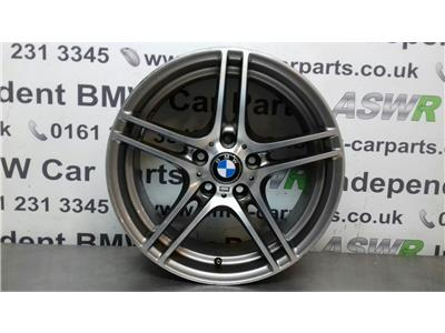 BMW 1 SERIES E87 Alloy Wheel 36116856667