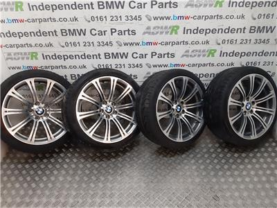 BMW M3 E92 E92 19 INCH Alloy Wheels Set 36112842946 / 36112842947