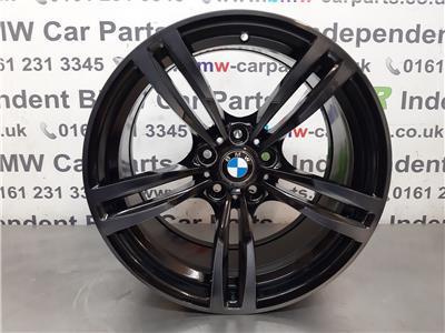 BMW F82 F80 M4 M3 19 Inch Alloy Wheel 36112284551