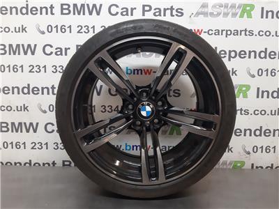 BMW M2 M3 M4 F87 F80 F82 SERIES Front 19 Inch Alloy Wheel 36112284550