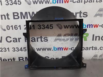 BMW E30 3 SERIES Radiator Frame/Cowling 17111712622