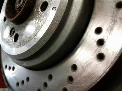 BMW E46 M3 Rear Brake Discs 34212282303/34212282304