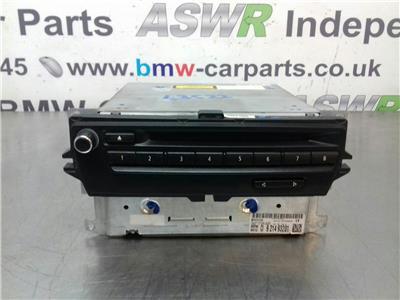 BMW E90 3 SERIES Sat Nav/CD Head Unit 65129214932