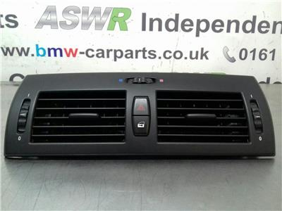 BMW E83 X3 Centre Dash Vent 64223417431