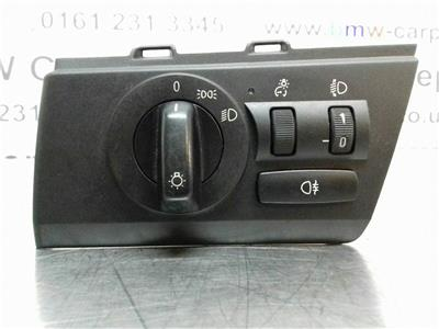 BMW E83 X3 Light Switch Left Hand Drive 61313415102